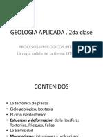 2da Clase_ Proces. Geologicos Internos_IC