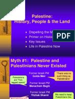 Palestine Power Point Presentation