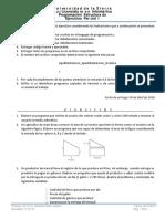 Lista Ejercicios Parcial Completo(1)