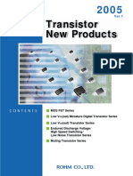 Transistor Catalog 2005