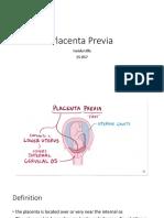 Placenta previa.pptx