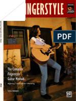 Lou Manzi - Beginning Fingerstyle Guitar (Complete Method) [2010]