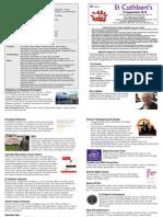 Notice Sheet 19 Sept 10