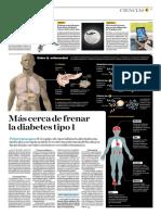Más Cerca de Frenar La Diabetes Tipo 1