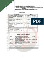 Convocatoria en Web Abril 2018 Admision Docencia Ordinaria Filiales v.1.0