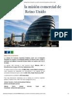 Mining Press _ Invitación a La Misión Comercial de Argentina Al Reino Unido