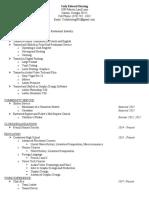 cody edward herring resume