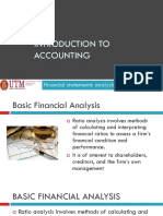 3 Basic Financial Analysis