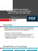 1 Intro to Accounting