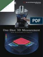 Keyence-3D-mittausasema