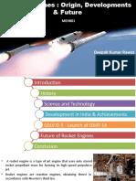 Rocket Engines_Origin, Developments and Future