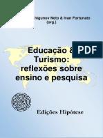 Educação e Turismo