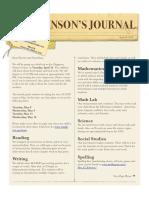 johnsons journal  4-18-18
