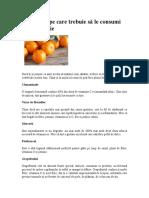 5 Alimente Pe Care Trebuie Să Le Consumi În Ianuarie