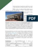 Arquitectura 2º Mitad Xx