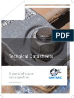 Gantrail Technical Datasheets Catalogue 0217