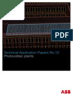 1SDC007109G0203 QT10 Photovoltaic Plants