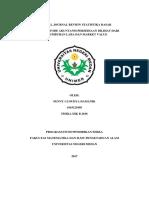 Critical Journal Review Statistika Dasar