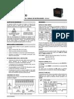 Manual n1030 v10x c Spanish