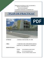 Plan de Practicasds