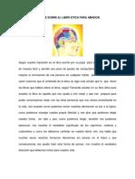 Informe Etica Para Amador