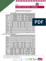 Info Trafic PCLM Grève Du Jeudi 19.04.2018 S1 v2