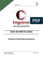 Manual de Instalação PowerSupsEnterprise