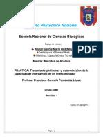 tratamiento preliminar y determinacion de la capacidad de intercambio de un intercambiador ionico
