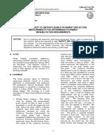 CALTRANS - Methods of Test to Determine Flexible Pavement Rehabilitation Requeriments by Pavement Deflection Measurements.