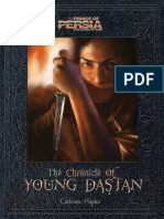 [Prince of Persia- The Sands of Time] - The Chronicle of Young Dastan