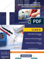 Apunte Electricista CAT3 Clase 8