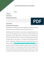 Analisis Textual de La Reconstrucción Jorge