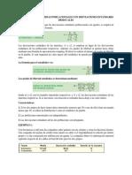 Comparación de Medias Poblacionales Con Desviaciones Estándares Desiguales
