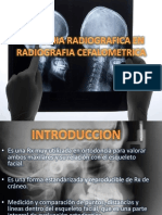 Anatomia Radiografica en Radiografia Cefalometrica Lateral