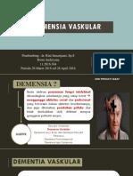 Dementia Vaskular