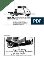 Triciclo Trimak 700 1