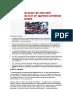 El salmón de piscifactoría está contaminado con un químico sintético para neumáticos.docx