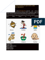 Afiches Ilustraciones en Quechua Del Libro Quechua Gráfico