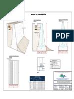 Diseño de Muro de contención en Concreto ciclópeo Cusco Peru.pdf