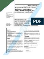 Nbr 4378 - Mancais de Deslizamento - Termos Definicoes E Classificacoes - Parte 1 Projeto Materiais Para Mancais E Suas Propriedades.pdf