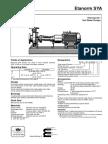 KSB Etanorm SYA Type Series Booklet