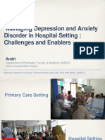 Andri - Managing Depression