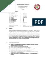 CIVIL Cálculo III Analítico