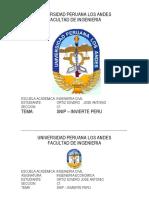 Snip y Invierte Peru