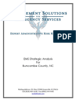 Buncombe County EMS system report