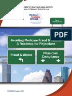 Avoiding Medicare FandA Physicians FactSheet 905645