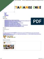 47. Vegetarianos Chile — ANTINOTICIAS_ El Encantador de César Millanes Ataca Nuevamente