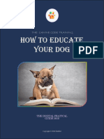 HOW TO EDUCATE YOUR DOG.pdf