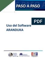 Guía Paso a Paso - Software ARANDUKA