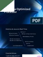 JOP-Java Optimized Processor